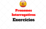 Pronomes Interrogativos Atividades