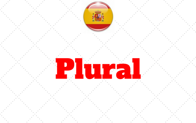 plural espanhol