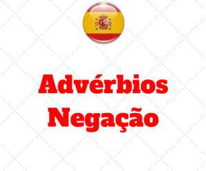 Advérbios de Negação Espanhol
