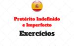 Pretérito Indefinido e Imperfecto – Atividades Básico II