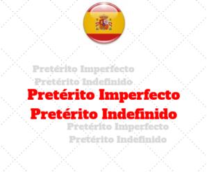 Pretérito imperfecto e Pretérito indefinido – Intermediário II